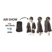 Helite Turnierjacket AirShow ohne ZipIn Airbag