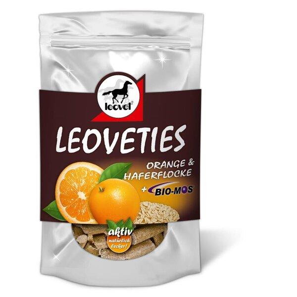 Leovet Leoveties Bauchsmeichler Orange Haferflocke 1000g