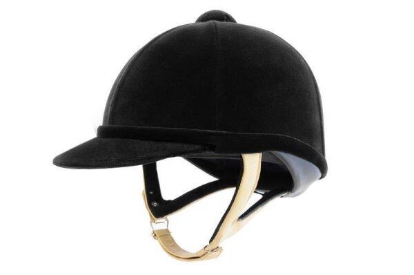 Navy Flesh Harness Wellington Classic