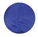 Racesafe Hat Cover Satin Light Hoops (Kreise)