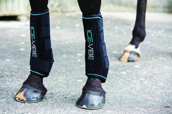 Horseware Ice-Vibe Boot Vibrations-Kühlgamaschen
