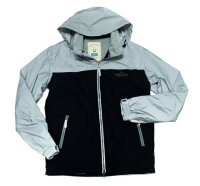 Horseware Corrib Jacke Grey Reflect