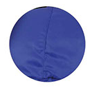 Racesafe Hat Cover Premium Satin Hoops (Kreise)