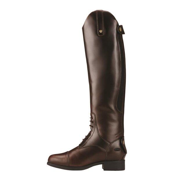 Ariat Bromont Pro Tall Winter-Reitstiefel Damen waxed chocolate