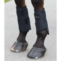 Mark Todd Pro Mesh XC Boots Front