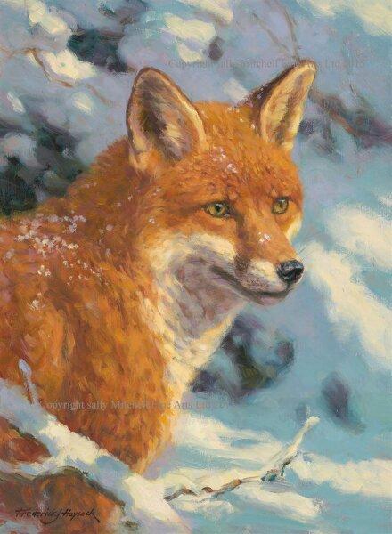 "Mitchell Christmas Card "" Sir Charles"""