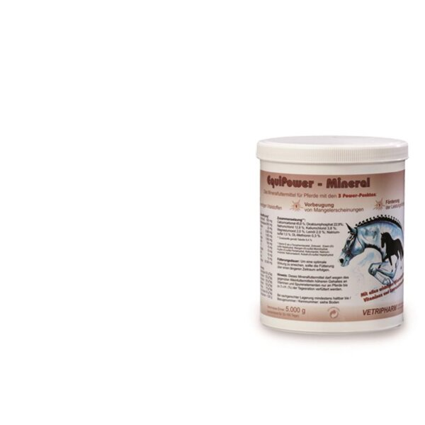 EquiPower - Mineral - Dose 1500 g