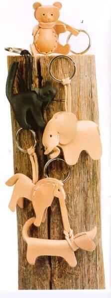 Schlüsselanhänger Hauk