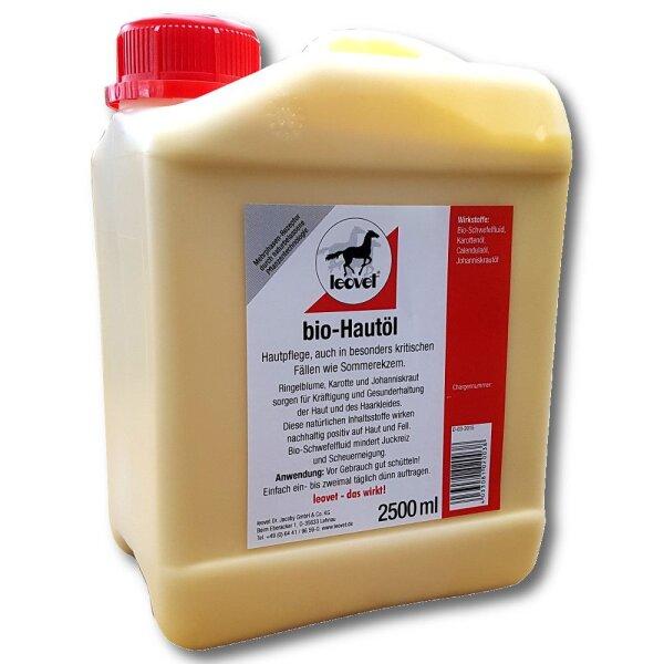 Leovet Bio-Hautöl Kanister 2,5 Liter