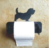 Bretvents Fox Loo Roll Holder Toilettenrollenhalter