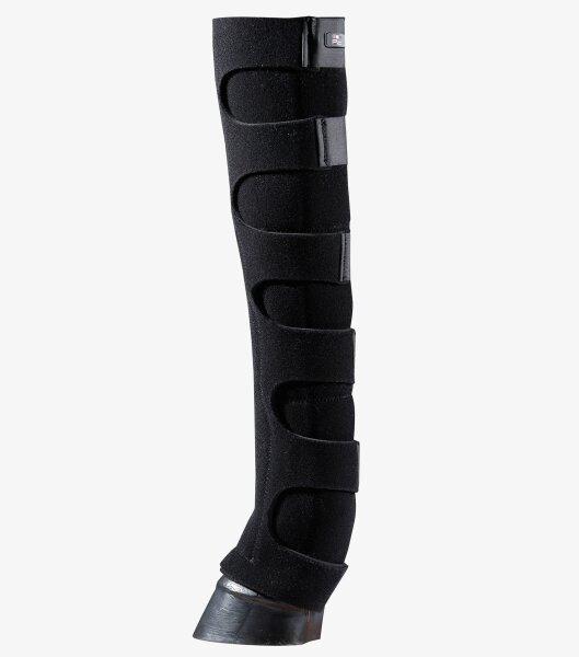 Premier Equine Kühlgamasche Ice Boots 9 Pockets black