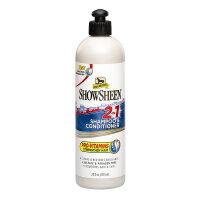Absorbine Show Sheen 2in1 - Shampoo & Conditioner 591ml