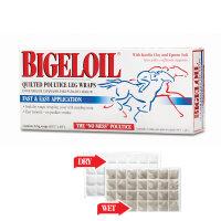 Absorbine Bigeloil Bein Pad 8 Stück