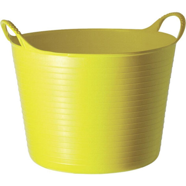 Universal Behälter Tubs 26 Liter, gelb
