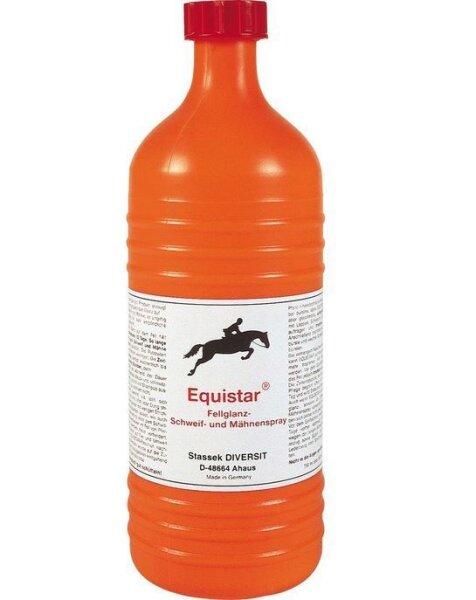 Equistar Fellglanz-, Schweif- und Mähnenspray 750 ml ohne Sprühkopf