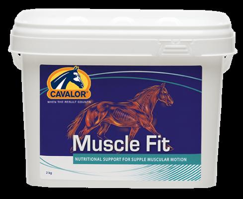 Cavalor Muscle Fit 2kg