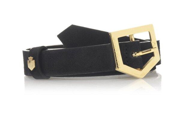 Fairfax & Favor The Sennowe Belt- Black