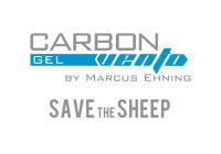 Veredus Streichkappen Carbon Gel Vento Save The Sheep Kunstfell Hind