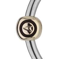 Sprenger Dynamic RS Unterlegtrense Sensogan 14mm einfach gebrochen