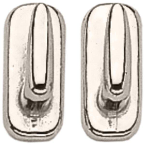 Sprenger Zaumhaken, Argentan poliert 8 x 18mm