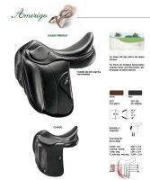 Amerigo Dressursattel Classic Dressage Pinerolo