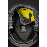 Back On Track EQ3 Helm Smooth shell Blau