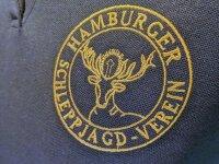 HSJV Herren Poloshirt tanne mit Logo