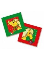 """Grays Christmas Card """"Christmas Gift"""" 10stck (..."""