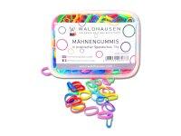 Waldhausen Mähnengummis in Spenderbox, extra breit,...