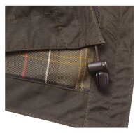 Barbour Classic Sylkoil Kapuze Olive One Size