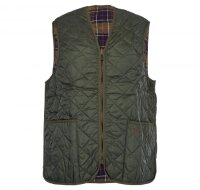 Barbour Innenfutter Quilted Olive/Classic