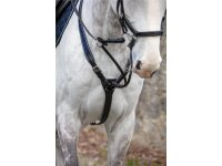 Horseware Vorderzeug Rambo Micklem Breastplate Black
