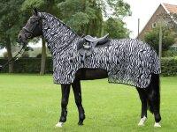 Busse Ausreitdecke MOSKITO ZEBRA II zebra
