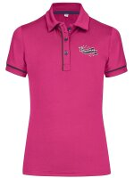 Busse Polo-Shirt KIDS COLLECTION VII pink (flower)