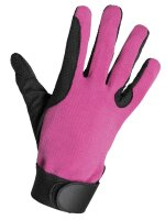 Busse Reithandschuhe CURLY pink/schwarz