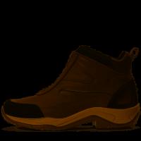 Ariat Damen Schuh Telluride Zip H2O Dark Brown
