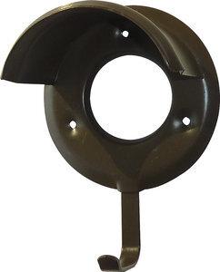 Trensenhalter, mit Kunststoff beschichtet