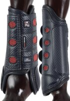 Premier Equine Carbon Tech Aircooled Eventing Boots Front...