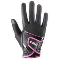 Uvex Reithandschuh Sumair Black-Pink