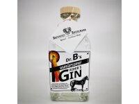 Dr. Bs wundersamer Riders Gin 47% vol