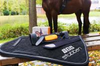 Stübben EquiSense Motion S Sensor mit Gurthalterung