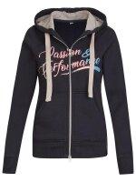 Busse Sweat-Shirt Jacke Hoodie PASSION & PERFORMANCE...