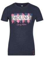 Busse T-Shirt YOUNG STAR navy
