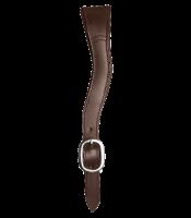 Waldhausen Lederhalfter X-Line Anatomic braun