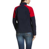 Ariat Damen Continental Jacke Navy Team