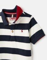 Joules FS 20 Jungen Polo-Shirt Filbert Stripe 1-12 Years...