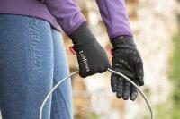 LeMieux Handschuhe Polar Grip Gloves Black