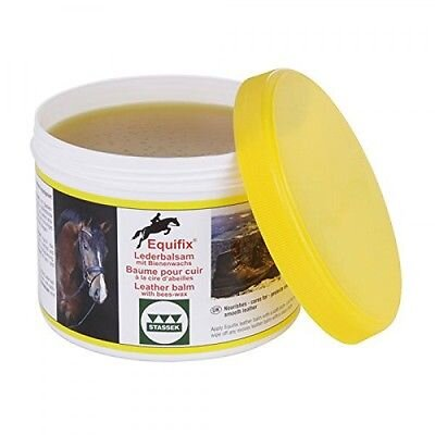 EQUIFIX® Lederbalsam mit Bienenwachs Dose : 500 ml farblos