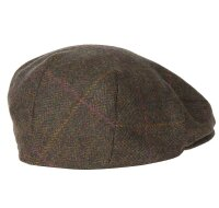 Barbour HW 20 Herren Hut Crieff Cap Olive/purple