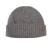 Barbour HW 20 Herren Hut Carlton Beanie Grey